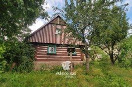 Prodej roubené chalupy s pozemkem 300 m²,  Slavoňov