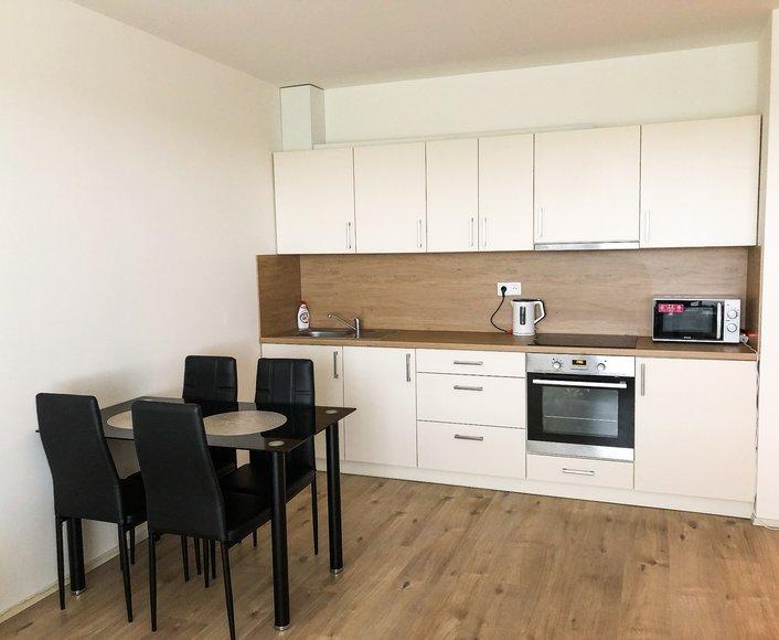 Pronájem krásného bytu 1+kk, 36 m² , Olomouc, ulice Loudova