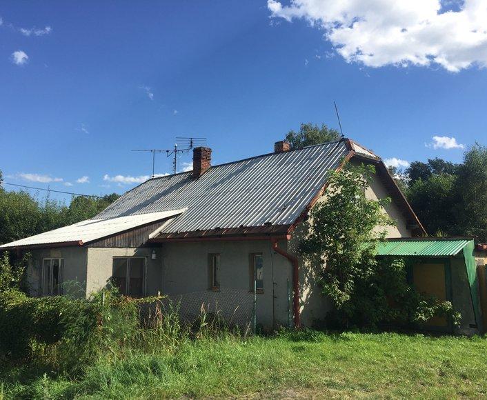 Prodej chalupy 4+kk s možností rozšíření o obytné podkroví, Libavá - Heroltovice, okr. Olomouc