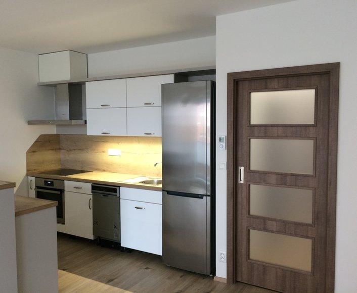 Pronájem bytu 1+kk, 36 m² , Olomouc, ulice Loudova