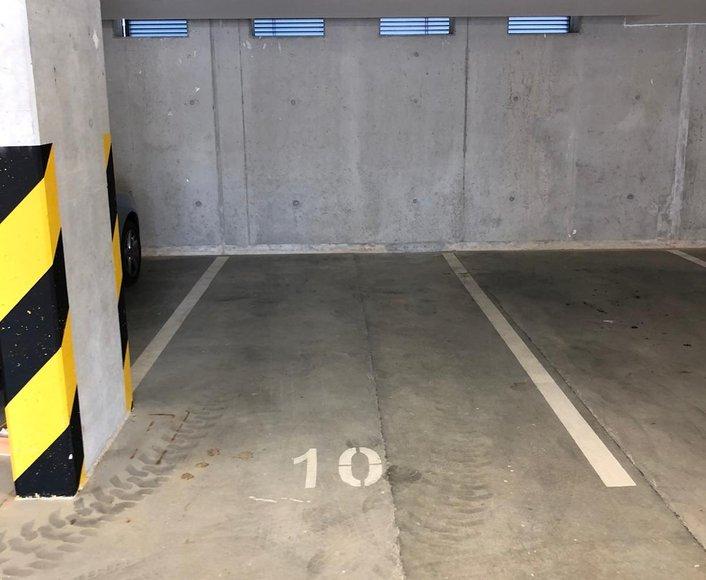 Prodej vnitřního garážového stání v novostavbě na ul. E. Beneše, Olomouc - Řepčín