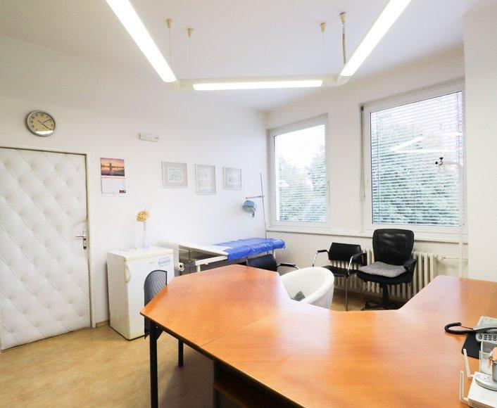 Prodej obchodních prostor - ordinace praktického lékaře, ul. Janského, Olomouc - Povel