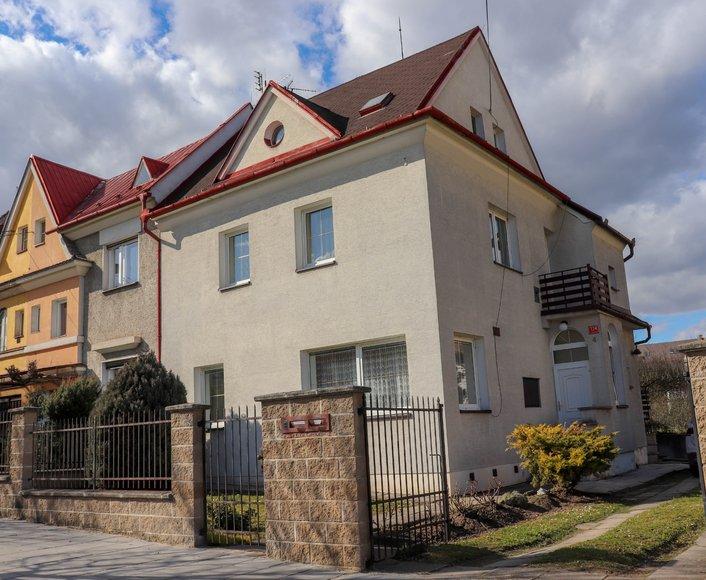 Prodej patrového RD s pozemkem v lokalitě Olomouc - Hejčín