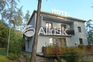 Prodej hotelu u brněnské přehrady, Ev.č.: BK140854