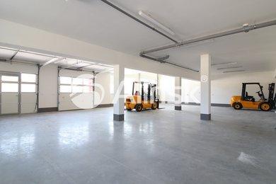 Prodej skladově-výrobní jednotky 525 m2 s plochou 600 m2, Ev.č.: BK140761