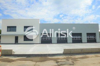Prodej novostavby komerčního objektu 610 m2 s pozemkem 1800 m2, Ev.č.: BK140798-1