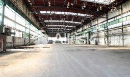 Prodej haly 3350 m2 s jeřáby 20+5t a 5t a pozemkem