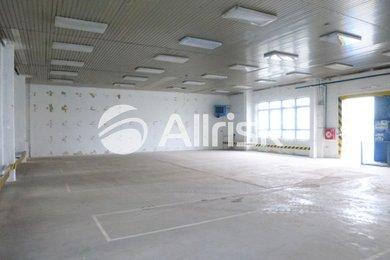 Pronájem vytápěného skladu 325 m2, Ev.č.: BK140851