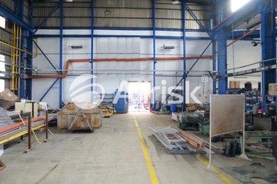 Pronájem části výrobní haly 487 m2 s jeřábem 20/5 t, Ev.č.: BK140860