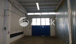Pronájem temperovaného skladu s rampou 72 m2