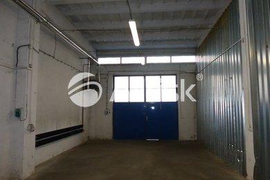 Pronájem temperovaného skladu s rampou 72 m2, Ev.č.: BK140864