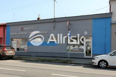 Prodej komerčního objektu, 230 m2, Ostrava-Vítkovice, ul. Lidická, Ev.č.: OV040034-1