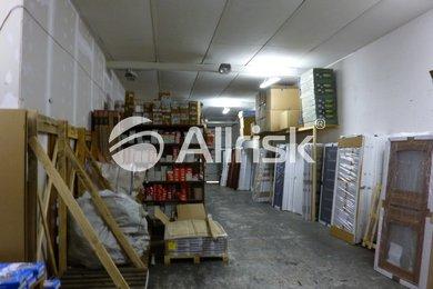 Pronájem vytápěné haly 308 m2, Ev.č.: BK140908