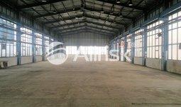 Pronájem výrobní haly 1296 m2 s jeřábem 3,2t