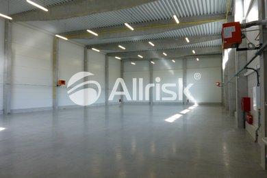 Pronájem novostavby vytápěného skladu 919 m2, Ev.č.: BK140923