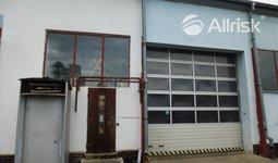 Pronájem vytápěné dílny/skladu 116 m2