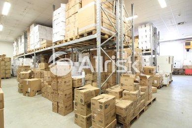 Pronájem vytápěného skladu 933 m2, Ev.č.: BK140849