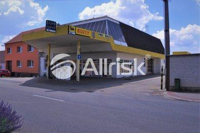 Pronájem benzinové čerpací stanice, 1289m² - Prušánky, Ev.č.: HO140003