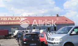 Pronájem garáže, dílny, pskladu(85m2) - Olomouc - Nová Ulice