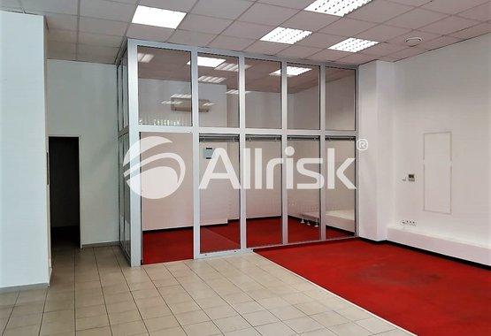 Kancelář zasklená