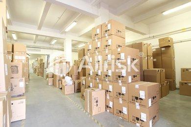 Pronájem vytápěných skladů 1450 m2 s kancelářemi 215 m2, Ev.č.: BK140883