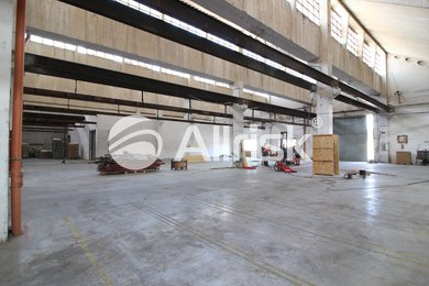 Pronájem skladově-výrobních prostor 850-1700 m2, Ev.č.: BK140884