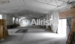 Pronájem nevytápěného skladu 330 m2