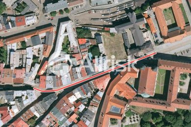 Pronájem, Obchodní prostory, 31m² - Olomouc, centrum, Ev.č.: OC040016
