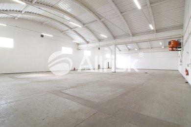 Pronájem vytápěného skladu 803 m2, Ev.č.: BK140936