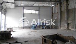 Pronájem nové haly 300 m2 s plochou 300 m2