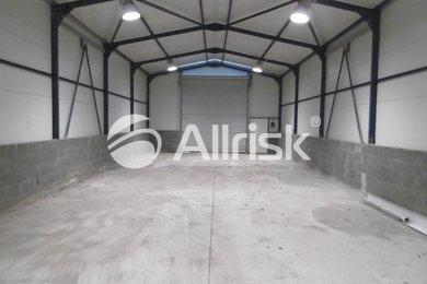 Pronájem nové haly 300 m2 s plochou 300 m2, Ev.č.: BK140937
