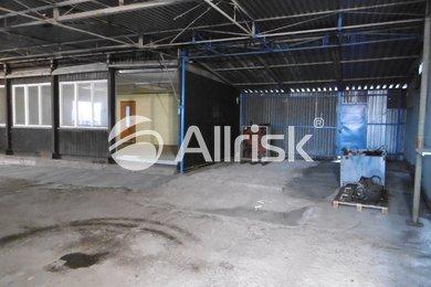 Pronájem netopeného skladu s kanceláří 300 m2, Ev.č.: BK140943