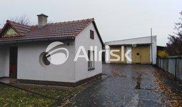 Prodej autodílny, domku a pozemku (722m²) - Bohuňovice, okr.Olomuc