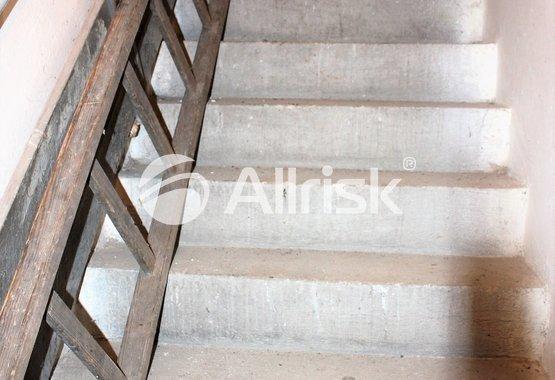 Betonové schodiště