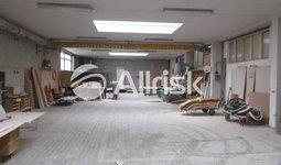 Pronájem vytápěné haly 820 m2