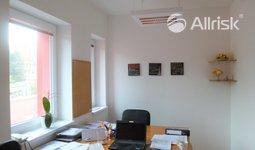 Pronájem kancelářského celku 120 m²