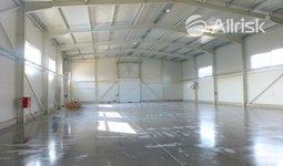 Pronájem novostavby haly 900 m2