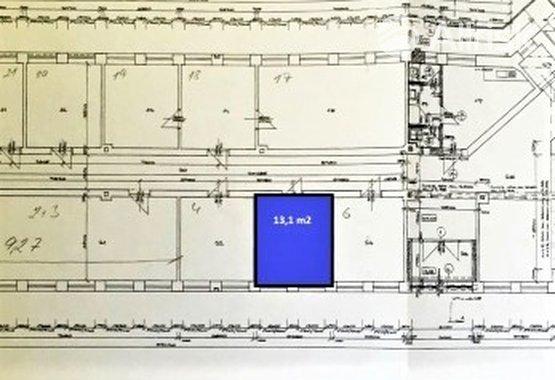 Kancelář 13,1 m2