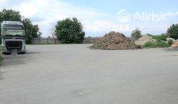 Pronájem, Manipulační a parkovací plocha, 3000 m² - Horka nad Moravou
