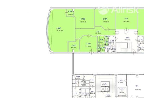 výkres_2NP_místnost_252 m2