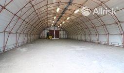 Pronájem plachtového skladu 360 m2