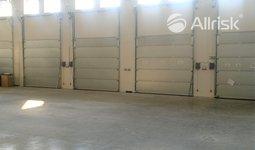 Pronájem haly 1073 m2 se zázemím 247 m2 a venkovní plochou 1043 m2