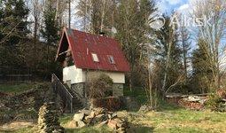 Prodej, Chalupa 1+1, 32m² pozemek 1168m2 - Lomnice