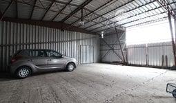 Pronájem plechového skladu 185-500 m2