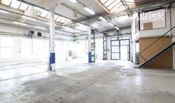 Pronájem vytápěné dílny s kanceláří 328 m2