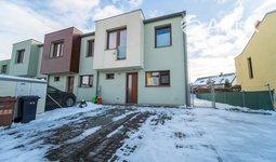 Pronájem rodinného domu 107 m2, pozemek 224 m2