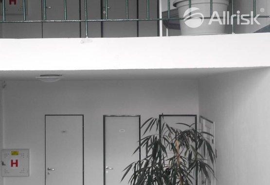 03 Admnistrativní budova - schodiště