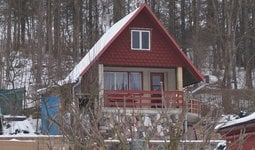 Prodej zděné chaty 16 m2 se zahrádkou 325 m2 v Poličce
