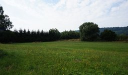 Prodej stavební parcely 2180 m2 v obci Ostrov u Lanškrouna