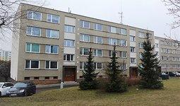 Prodej bytu OV, 3+1/L,75 m2 s GARÁŽÍ 16 m2, ul.Slezská, Svitavy - Lány